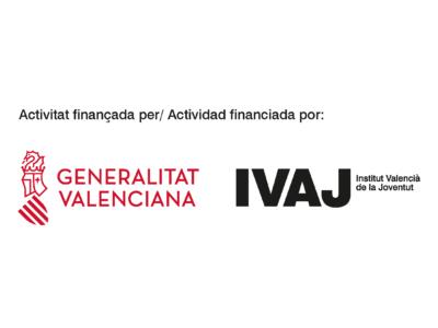 Logo IVAJ 2020 Subvenciones